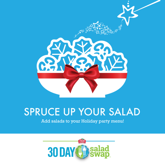 Spruce Up Your Salad - Fresh Express